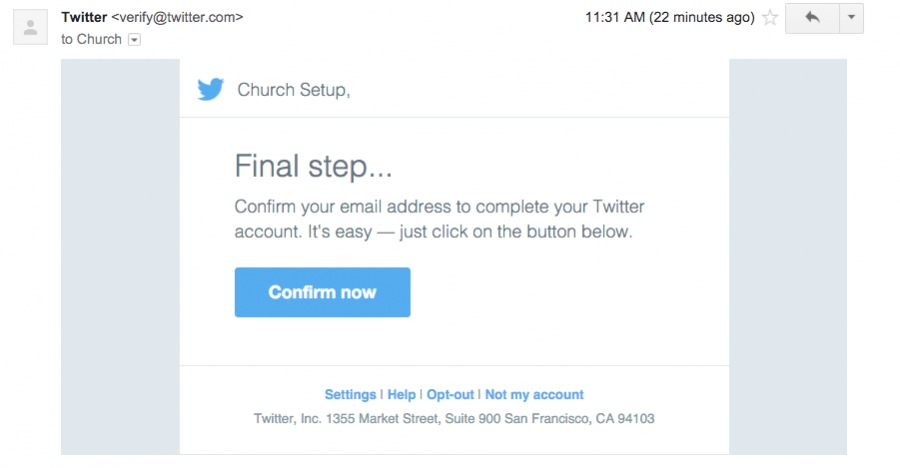 How To Twitter for Churches