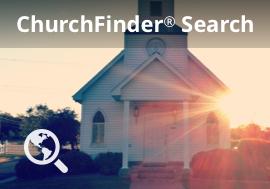 Church Finder Search