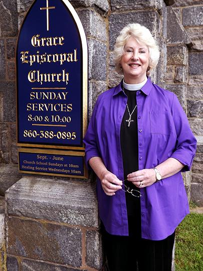 The Rev. Canon Ellendale M. Hoffman, D. Min., LMFT