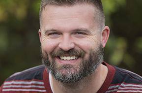 Photo of Pastor Gavin Acree