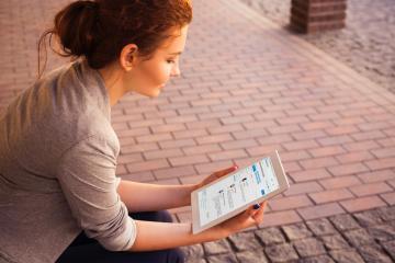 ChurchFinder Reviews Tablet