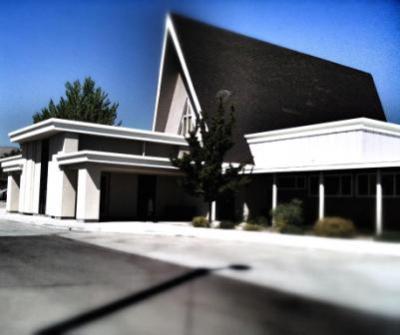 Our Faith Lutheran Church Front Door