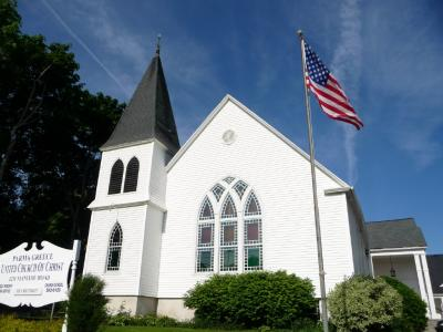 Parma Greece United Church of Christ - A Household of Faith, A Landmark of Service: Established in 1834