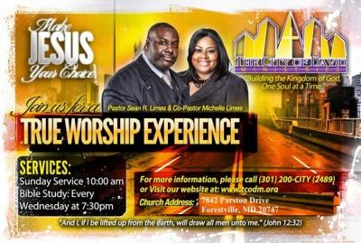 Join Us Every Sunday 10:00am
