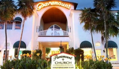 Paramount Church in the Historic Paramount Theater Building