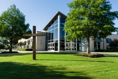 Crosspoint Church in McKinney, Texas