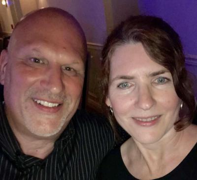 My wife of 35 years, Lori