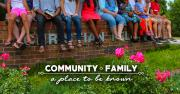 Discover and develop a relationship with Jesus Christ in Community