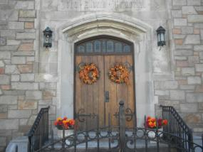 Welcome to United Riverside Congregational Church!