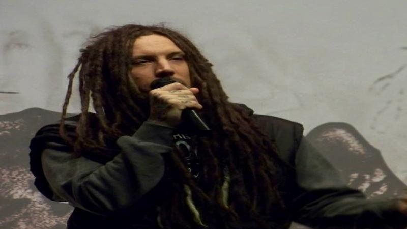 Each year World Class Guest Speakers (Brian Welch of Korn pictured) come to build your faith.