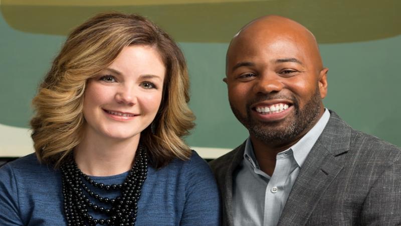 Frisco Campus Pastor Jelani & Erin Lewis