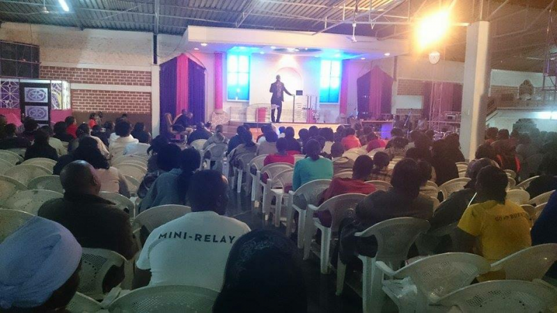 ministration of the Word