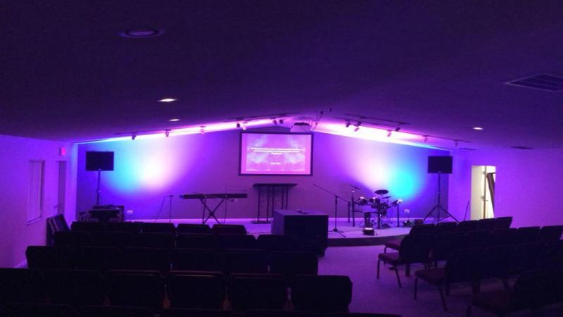 Image result for revelation church interior